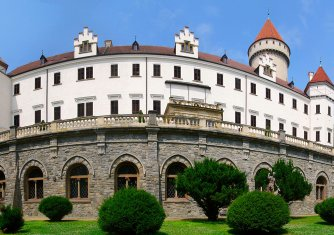 Konopiste Castle Tour – Prague to Konopiste