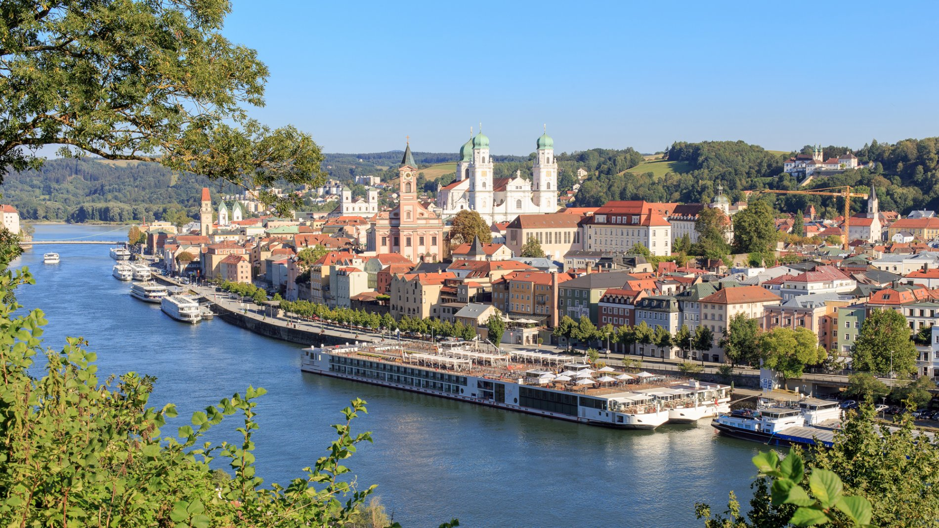 Passau to Prague – Prague to Passau Transfers