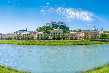 Salzburg – Cesky Krumlov – Prague