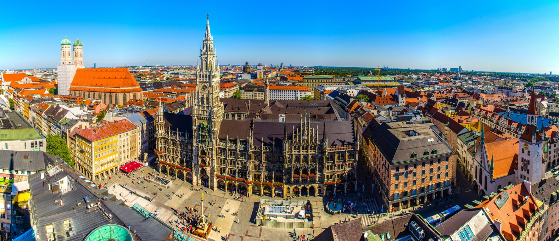 Munich to Prague Scenic Transfers