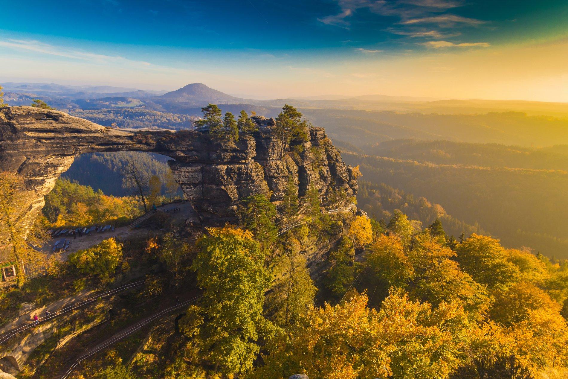 Bohemian Switzerland Tours – Prague to Czech Switzerland
